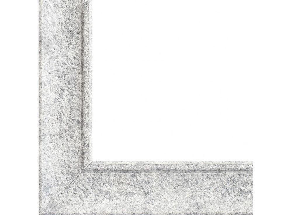 Рамка для картин «Ester»Багетные рамки<br><br><br>Артикул: 1398-BL<br>Размер: 30x40 см<br>Цвет: Серый<br>Ширина: 50<br>Материал багета: Пластик<br>Глубина багета: 7 мм