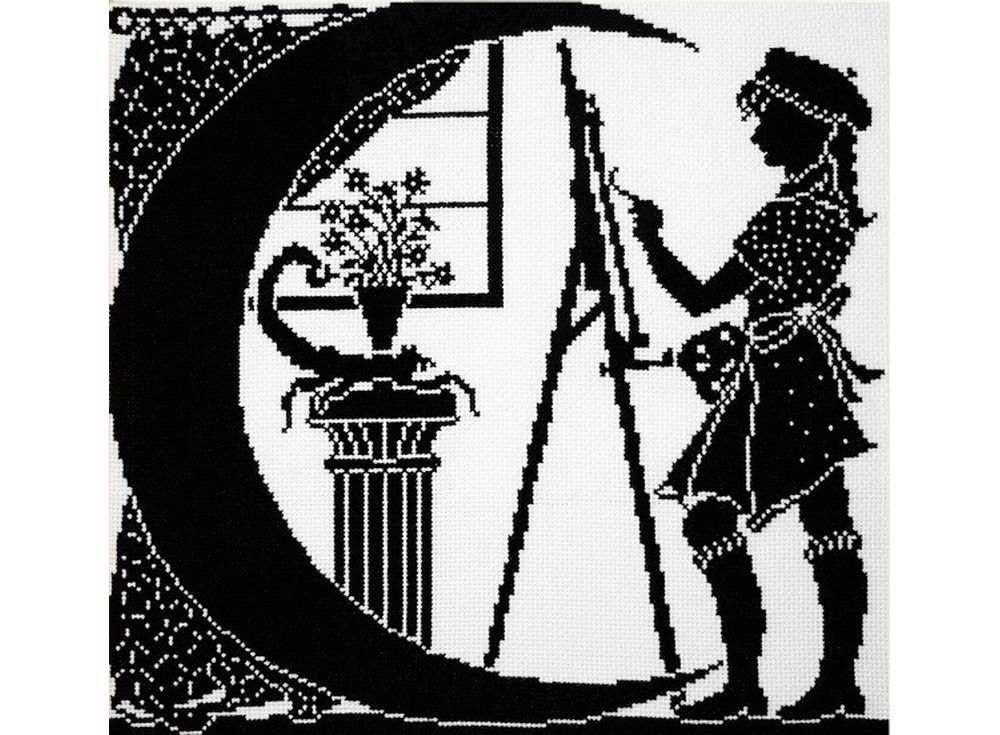 Набор для вышивания «Скорпион»Вышивка крестом Овен<br><br><br>Артикул: 225<br>Основа: канва Aida 14<br>Размер: 30х30 см<br>Техника вышивки: счетный крест<br>Тип схемы вышивки: Цветная схема<br>Цвет канвы: Белый<br>Количество цветов: 1<br>Заполнение: Частичное<br>Рисунок на канве: не нанесён<br>Техника: Вышивка крестом