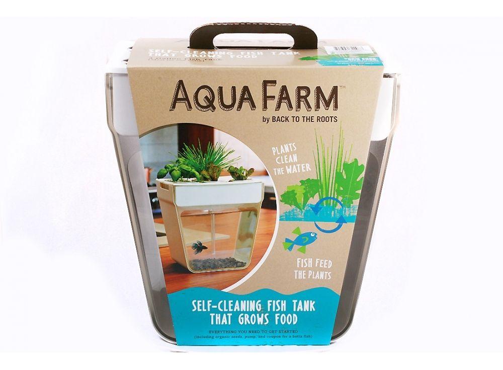 Набор для выращивания растений и ухода за рыбкой «Акваферма»Наборы для опытов и экспериментов<br>Акваферма-уникальный синтез аквариума и площадки для разведения растений. <br>Акваферма представляет собой замкнутую экосистему, поддерживающую баланс между растениями и рыбкой. Это самоочищающийся аквариум, который выращивает урожай. Вы выращиваете свой со...<br><br>Артикул: 31001<br>Вес: 3500 г<br>Размер готовой модели: 34x24x34 см<br>Материал: Пластик<br>Возраст: от 3 лет<br>Количество игроков: 1+<br>Аудитория: Детские