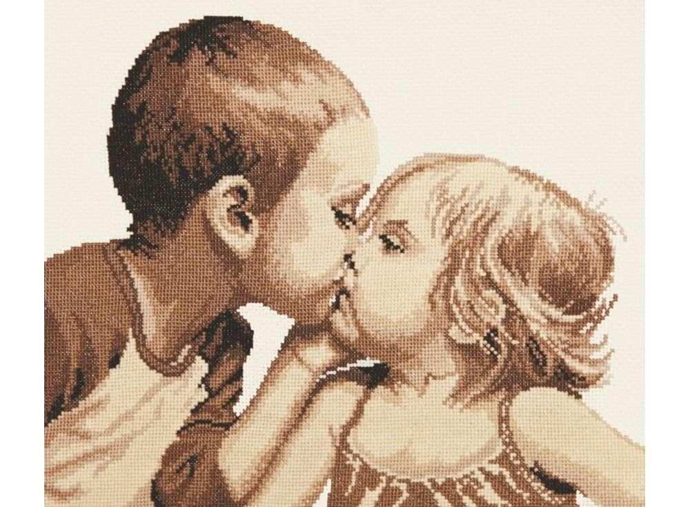 Набор для вышивания «Дети»Вышивка крестом Овен<br><br><br>Артикул: 360<br>Основа: канва Aida 14<br>Размер: 33х30 см<br>Техника вышивки: счетный крест<br>Тип схемы вышивки: Цветная схема<br>Цвет канвы: Бежевый<br>Количество цветов: 9<br>Заполнение: Частичное<br>Рисунок на канве: не нанесён<br>Техника: Вышивка крестом