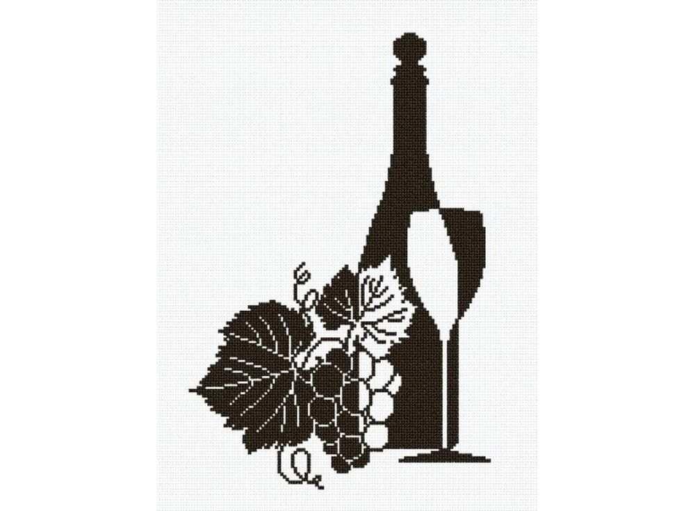 Набор для вышивания «Бокал вина»Вышивка крестом Овен<br><br><br>Артикул: 440<br>Основа: канва Aida 14<br>Размер: 25х35 см<br>Техника вышивки: счетный крест<br>Тип схемы вышивки: Цветная схема<br>Цвет канвы: Белый<br>Количество цветов: 1<br>Заполнение: Частичное<br>Рисунок на канве: не нанесён<br>Техника: Вышивка крестом