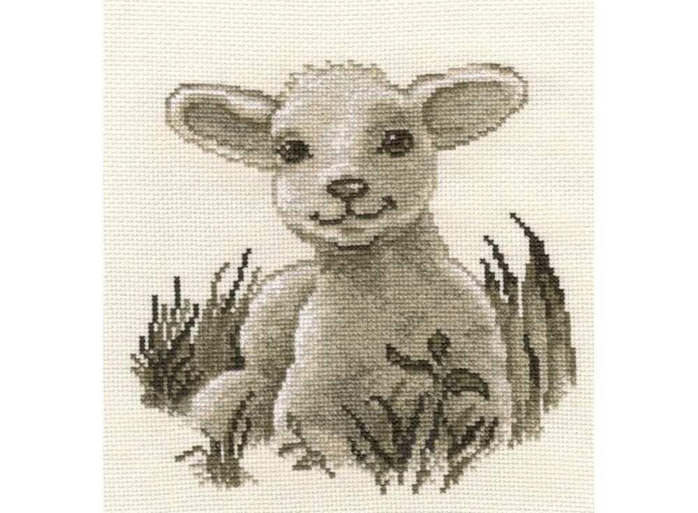 Набор для вышивания «Ягненок»Вышивка крестом Овен<br><br>