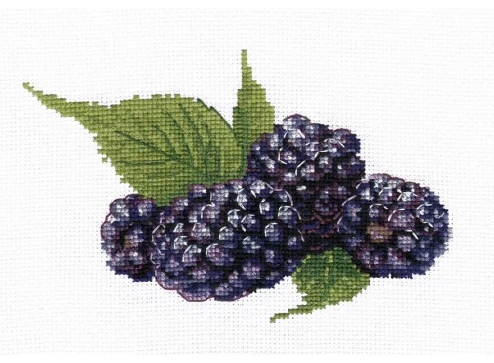 Набор для вышивания «Ежевика»Вышивка крестом<br><br>