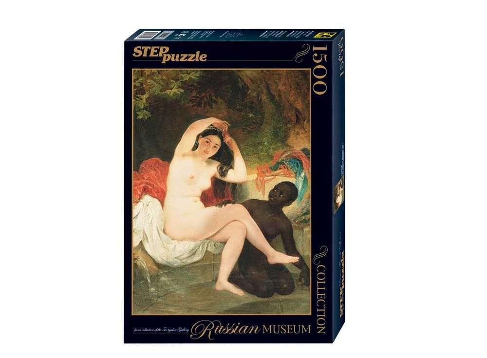 Пазлы «Вирсавия»Пазлы от производителя Step Puzzle<br><br><br>Артикул: 83202<br>Размер: 85x58 см<br>Размер упаковки: 40х27х5,5 см<br>Возраст: от 8 лет