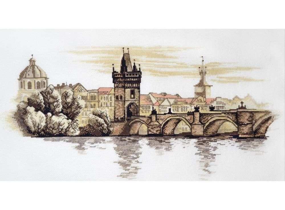 Набор для вышивания «Карлов мост»Вышивка крестом<br><br>