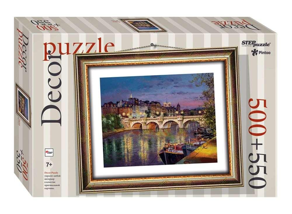 Пластиковый пазл «Венеция» + рамка-пазлПазлы от производителя Step Puzzle<br><br><br>Артикул: 98024<br>Размер: 48,5x41 см<br>Размер упаковки: 40x27x5,5 см<br>Возраст: от 7 лет