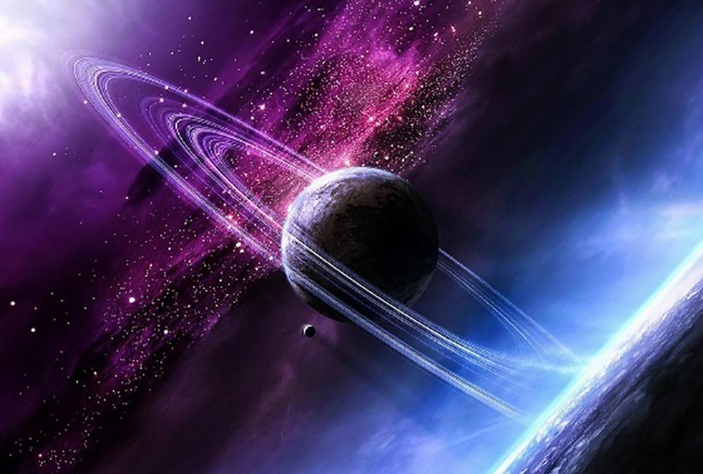 Алмазная вышивка «Планета»