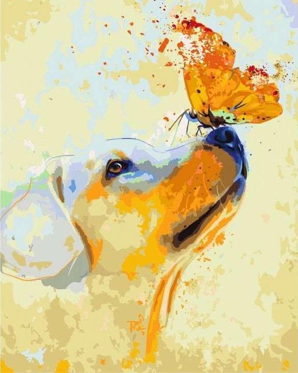 «Доверие»Paintboy (Premium)<br><br><br>Артикул: GX9057<br>Основа: Холст<br>Сложность: сложные<br>Размер: 40x50 см<br>Количество цветов: 27<br>Техника рисования: Без смешивания красок