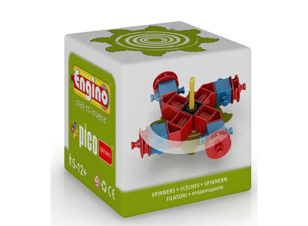 Engino Волчок зеленыйПластиковые конструкторы (Модели для сборки) Engino<br><br><br>Артикул: PS01<br>Вес: 33 г<br>Серия: PICO SPINNERS<br>Материал: Пластик<br>Размер упаковки: 6x6x6 см<br>Возраст: от 6 лет