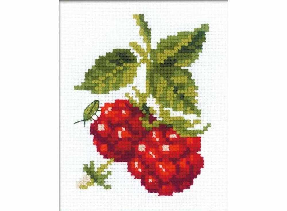 Набор для вышивания «Сладкая ягода»Вышивка крестом Риолис<br><br><br>Артикул: НВ143<br>Основа: канва 10 Aida Zweigart<br>Размер: 13x16 см<br>Техника вышивки: счетный крест<br>Серия: Риолис (Веселая пчелка)<br>Тип схемы вышивки: Цветная схема<br>Цвет канвы: Белый<br>Количество цветов: 9<br>Художник, дизайнер: Анна Король<br>Заполнение: Частичное<br>Игла: 1 вид<br>Рисунок на канве: не нанесён<br>Техника: Вышивка крестом<br>Нитки: шерсть/акрил Safil