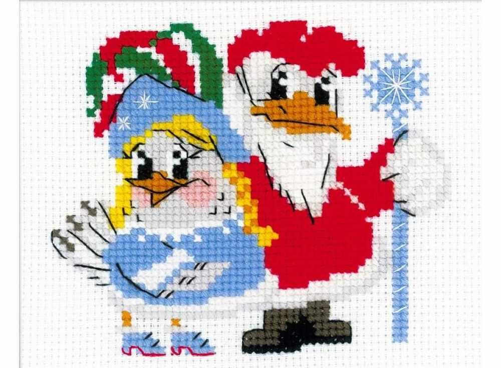 Набор для вышивания «Новогодний маскарад»Вышивка крестом Риолис<br><br><br>Артикул: НВ170<br>Основа: канва 10 Aida Zweigart<br>Размер: 18x15 см<br>Техника вышивки: счетный крест<br>Серия: Риолис (Веселая пчелка)<br>Тип схемы вышивки: Цветная схема<br>Цвет канвы: Белый<br>Количество цветов: 10<br>Художник, дизайнер: Анна Король<br>Заполнение: Частичное<br>Игла: 1 вид<br>Рисунок на канве: не нанесён<br>Техника: Вышивка крестом<br>Нитки: шерсть/акрил Safil