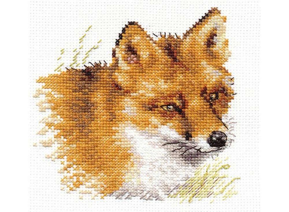 Набор для вышивания «Лиса»Вышивка крестом Алиса<br><br>