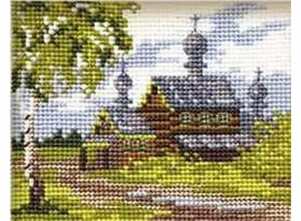 Набор для вышивания «Лето в деревне»Вышивка крестом Риолис<br><br><br>Артикул: 630<br>Основа: канва 10 Aida Zweigart<br>Размер: 16x13 см<br>Техника вышивки: счетный крест<br>Серия: Риолис (Сотвори Сама)<br>Тип схемы вышивки: Цветная схема<br>Цвет канвы: Белый<br>Количество цветов: 12<br>Художник, дизайнер: Светлана Сидорова<br>Заполнение: Полное<br>Игла: 1 вид<br>Рисунок на канве: не нанесён<br>Техника: Вышивка крестом<br>Нитки: шерсть/акрил Safil