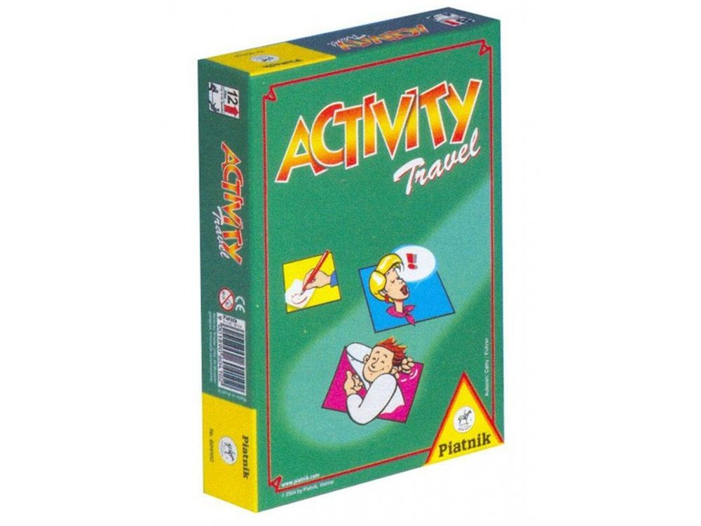 Настольная игра «Activity компактная версия»