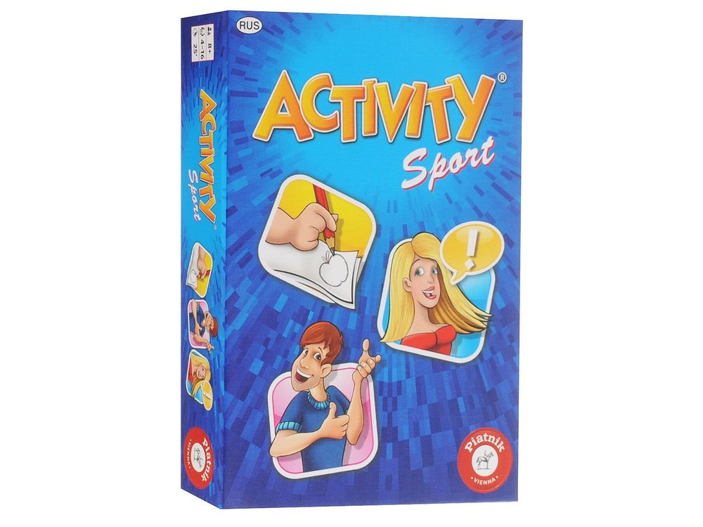 Настольная игра «Activity Спорт»