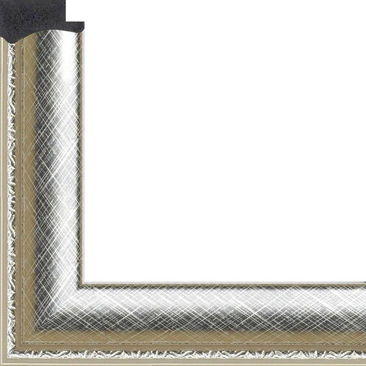 Рамка без стекла для картинБагетные рамки<br><br><br>Артикул: 805037-3040<br>Размер: 30x40 см<br>Цвет: Серебро<br>Ширина: 25 мм<br>Материал багета: Пластик<br>Глубина багета: 15 мм