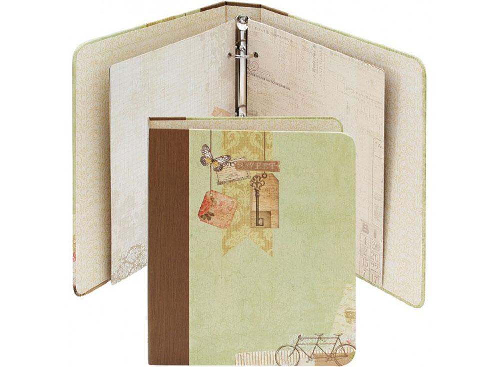 Набор для создания альбома «Сокровище»Наборы для создания альбома<br><br><br>Артикул: 952-SB