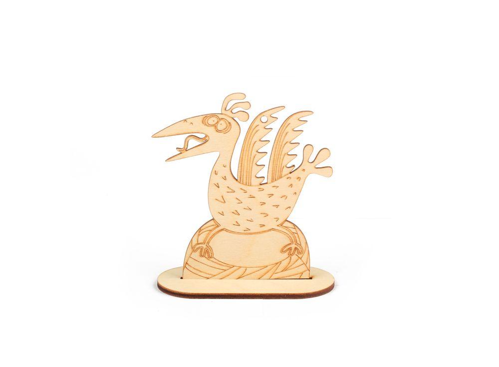 Форма для декора на подставке «Забавные монстры»Формы для декора на подставке<br><br><br>Артикул: DZ00030<br>Основа: фанера<br>Размер: 95x100/толщина 3 мм<br>Упаковка: пакет