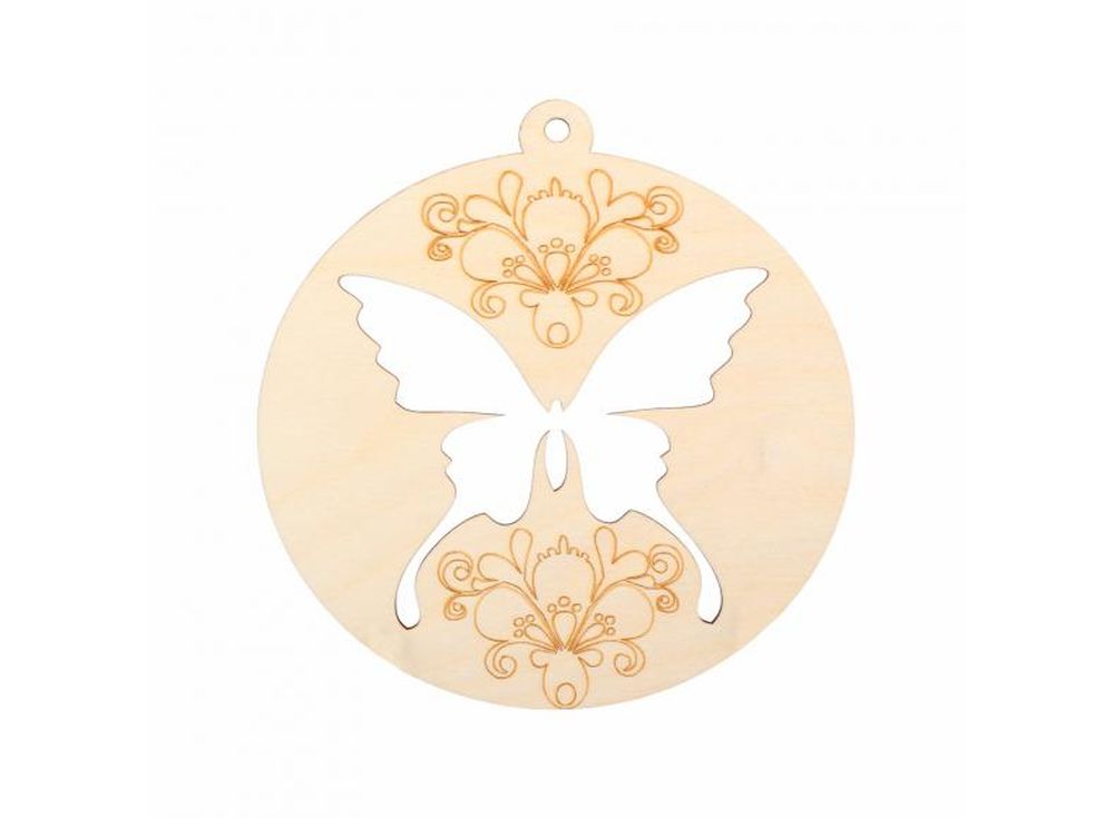 Повеска большая «Силуэт бабочки»Декоративные подвески<br><br><br>Артикул: DZ00054<br>Основа: фанера<br>Размер: 146x149/толщина 3 мм<br>Упаковка: пакет