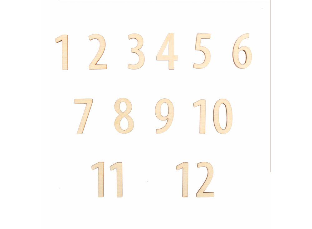 Арабские цифры.Набор №2Наборы деревянных заготовок<br><br><br>Артикул: DZ40035<br>Основа: фанера<br>Размер: средняя высота 20/толщина 3 мм<br>Упаковка: пакет