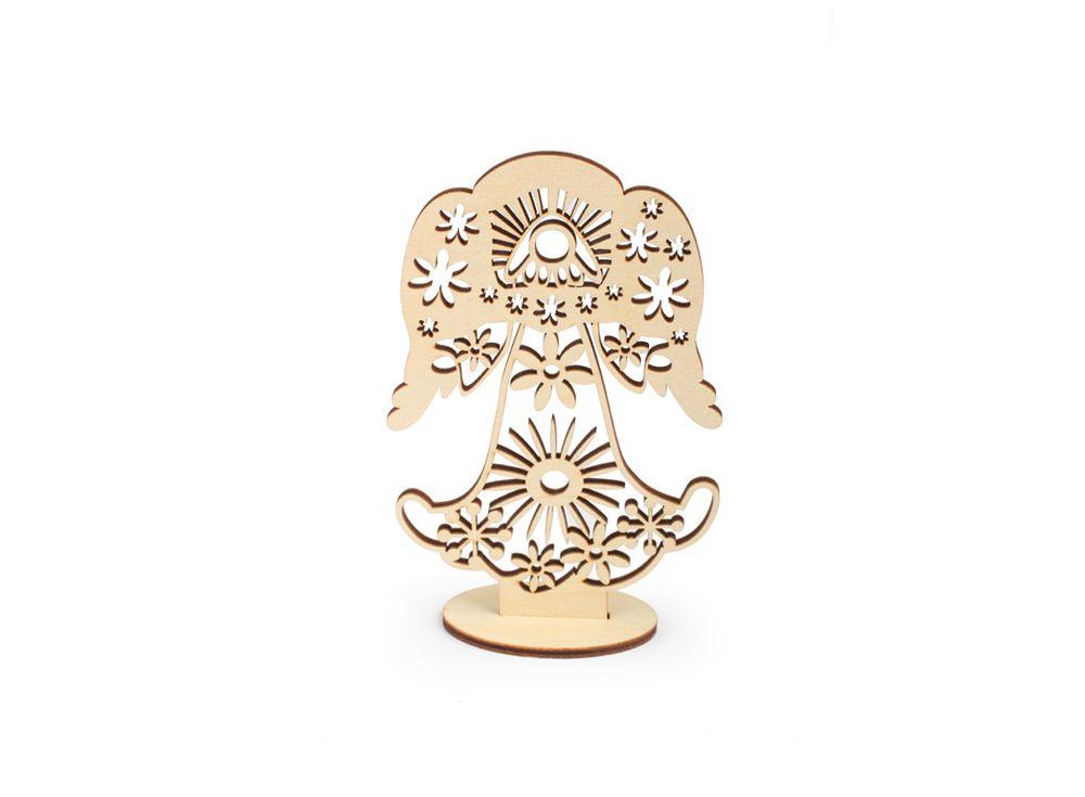 Декоративная форма на подставке «Солнечный ангел»Формы для декора на подставке<br><br><br>Артикул: DZ50023<br>Основа: фанера<br>Размер: 87x131/толщина 3 мм<br>Упаковка: пакет