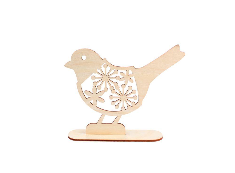 Форма для декора на подставке «Птичка»Формы для декора на подставке<br><br><br>Артикул: DZ50035<br>Основа: фанера<br>Размер: 188x154/толщина 3 мм<br>Упаковка: пакет
