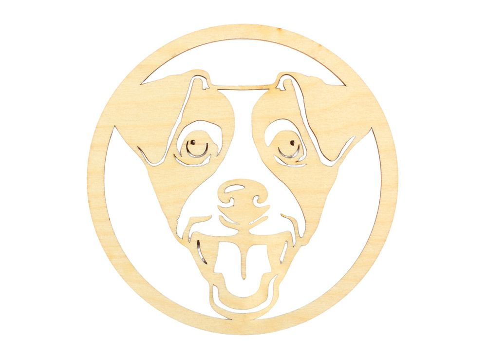 Декоративная форма «Собачья медаль»Формы для декора<br><br><br>Артикул: DZ70045<br>Основа: фанера<br>Размер: 150x150/толщина 3 мм<br>Упаковка: пакет