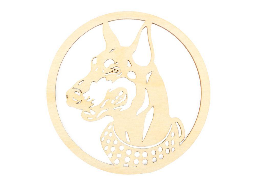 Декоративная форма «Собачья медаль»Формы для декора<br><br><br>Артикул: DZ70048<br>Основа: фанера<br>Размер: 150x150/толщина 3 мм<br>Упаковка: пакет
