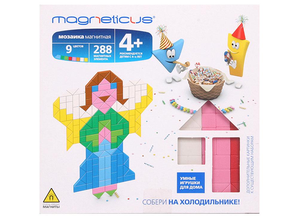 Magneticus Мягкая магнитная мозаика Midi «Ангелы» MM-17BL