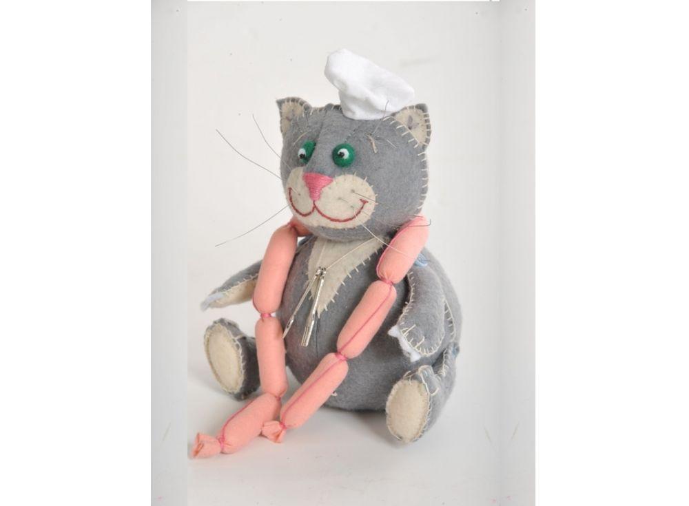 Набор для шитья «Кот-Обжора»