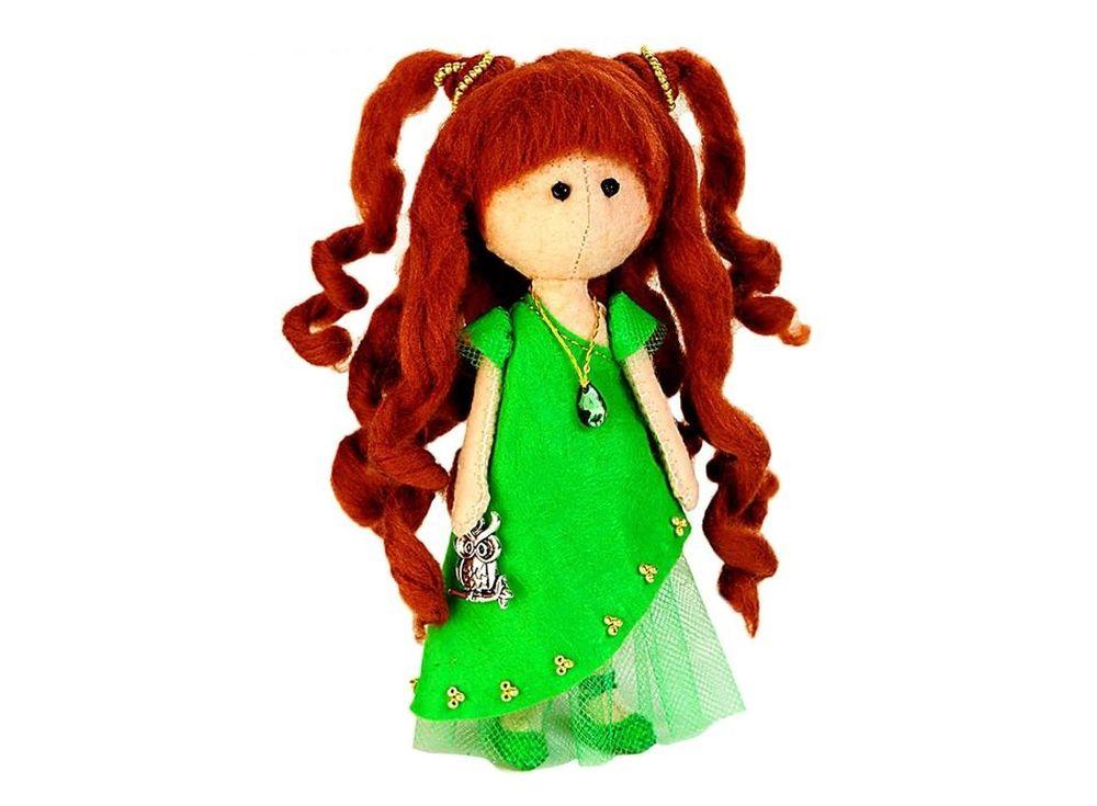 Набор для шитья «Лесная Фея» - Наборы для шитья игрушек