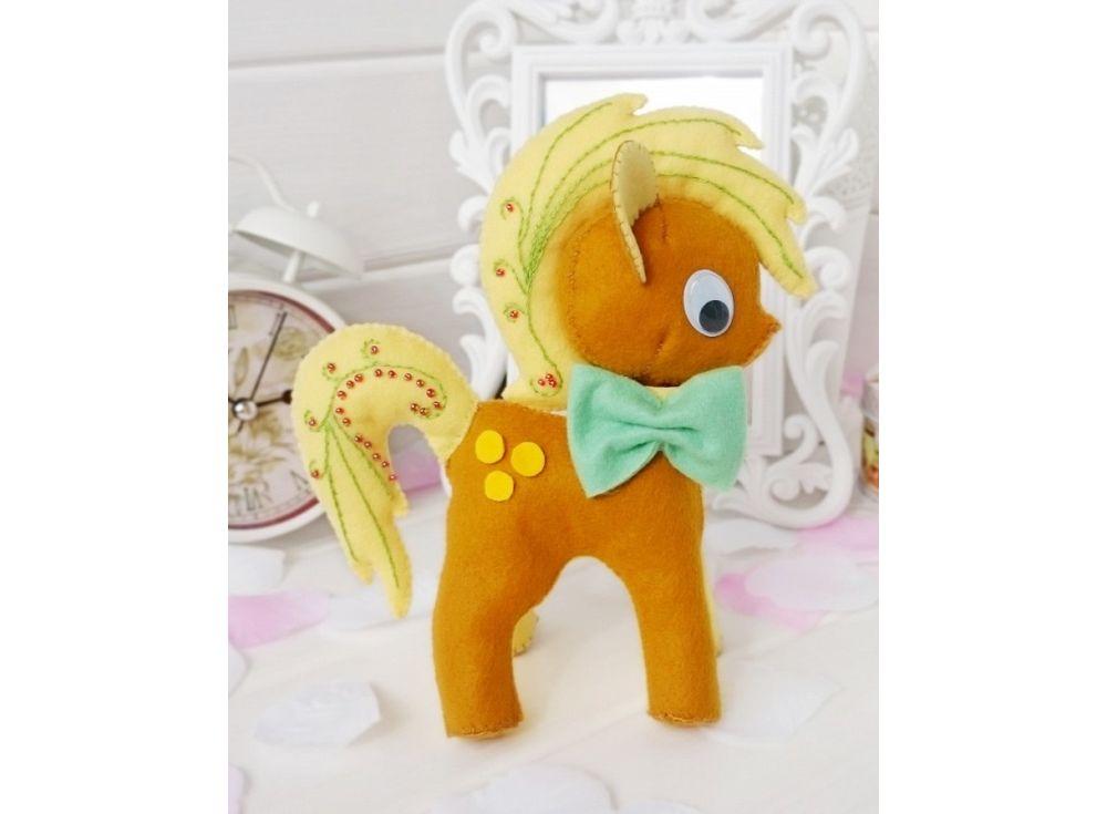 Набор для шитья игрушки «Пони Джек»