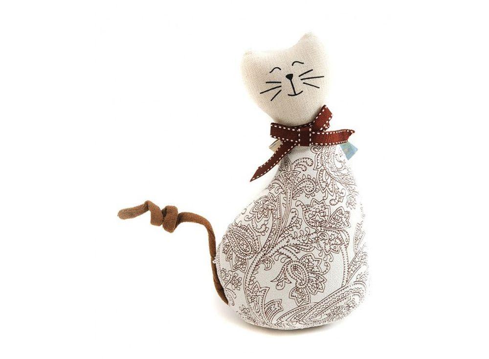 Кошка МурысяИнтерьерные игрушки<br><br><br>Артикул: 3080-BT<br>Размер: 11,5x8x22,5 см