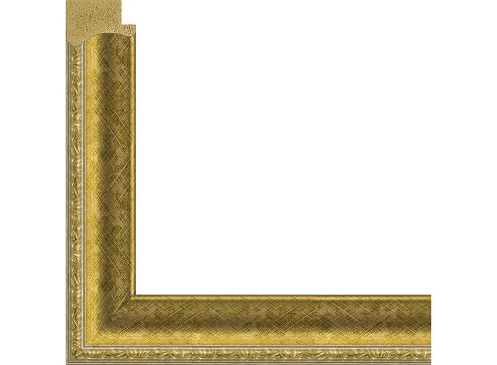 Рамка без стекла для картинБагетные рамки<br><br><br>Артикул: 805901-3040<br>Размер: 30x40 см<br>Цвет: Золото<br>Ширина: 25 мм<br>Материал багета: Пластик<br>Глубина багета: 15 мм