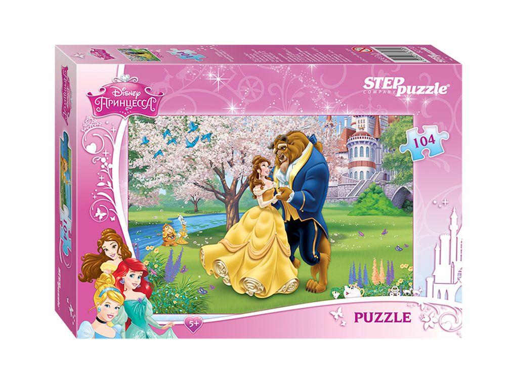 Пазлы «Красавица и Чудовище»Пазлы от производителя Step Puzzle<br><br><br>Артикул: 82130<br>Размер: 33x23 см<br>Размер упаковки: 19,5x13,7x3,5 см<br>Возраст: от 3 лет