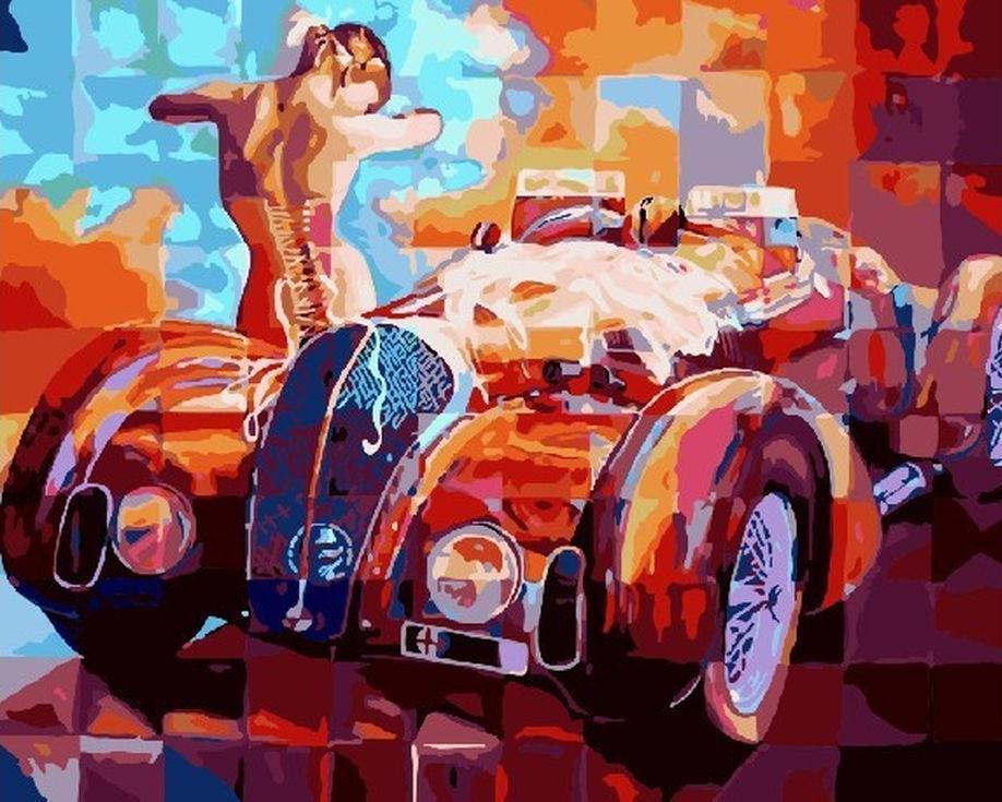 Картина по номерам «Соблазн» Роберта ДоэсбургаРаскраски по номерам Paintboy (Original)<br><br><br>Артикул: GX3671_R<br>Основа: Холст<br>Сложность: средние<br>Размер: 40x50 см<br>Количество цветов: 26<br>Техника рисования: Без смешивания красок