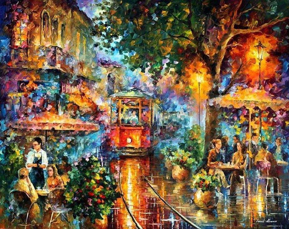 Картина по номерам «Магия старины» Леонида АфремоваРаскраски по номерам Paintboy (Original)<br><br><br>Артикул: GX4043_R<br>Основа: Холст<br>Сложность: средние<br>Размер: 40x50 см<br>Количество цветов: 24<br>Техника рисования: Без смешивания красок