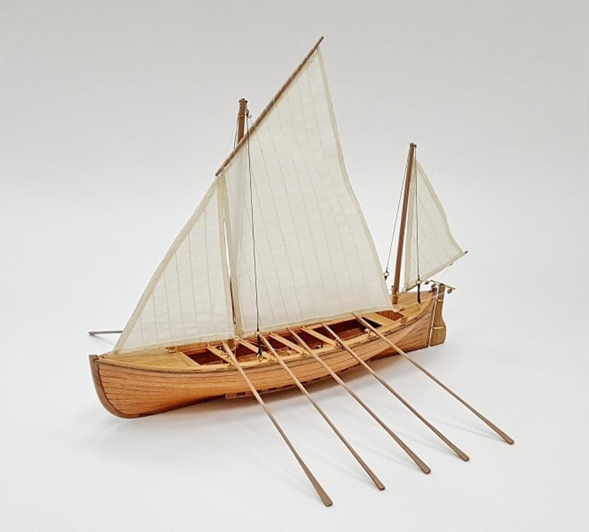 LS Model Модель для сборки Спасательный вельбот «Ксения» 1:36 LSM0501
