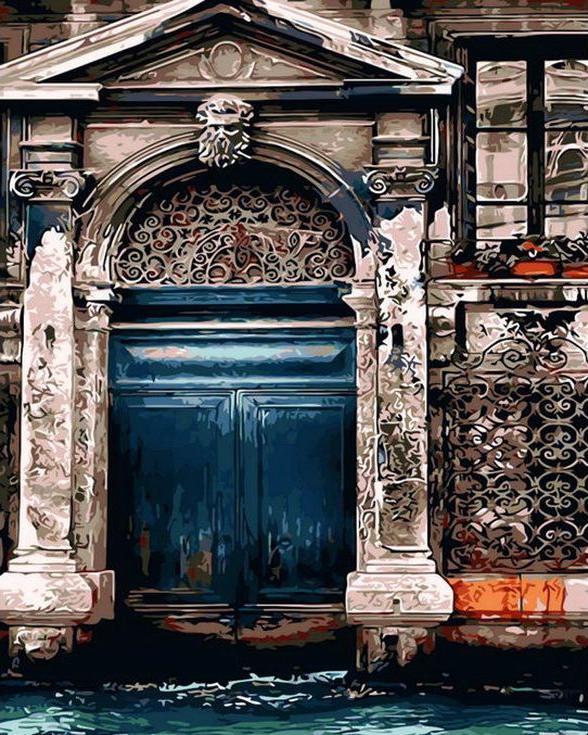 «Уголок в Венеции»Раскраски по номерам Menglei (Standart)<br><br><br>Артикул: MG8221_S<br>Основа: Холст<br>Сложность: очень сложные<br>Размер: 40x50 см<br>Количество цветов: 24<br>Техника рисования: Без смешивания красок