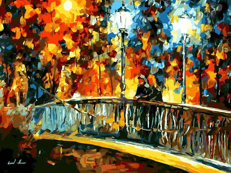 «Встреча» Леонида АфремоваРаскраски по номерам Menglei (Standart)<br><br><br>Артикул: MG8336_S<br>Основа: Холст<br>Сложность: сложные<br>Размер: 40x50 см<br>Количество цветов: 25<br>Техника рисования: Без смешивания красок