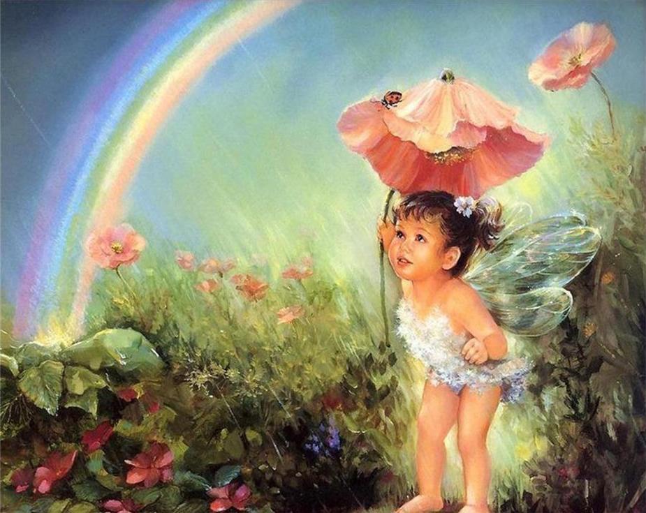 Картина по номерам «Ангел в волшебном саду» Мэри БакстерРаскраски по номерам Paintboy (Original)<br><br><br>Артикул: GX7052_R<br>Основа: Холст<br>Сложность: сложные<br>Размер: 40x50 см<br>Количество цветов: 30<br>Техника рисования: Без смешивания красок