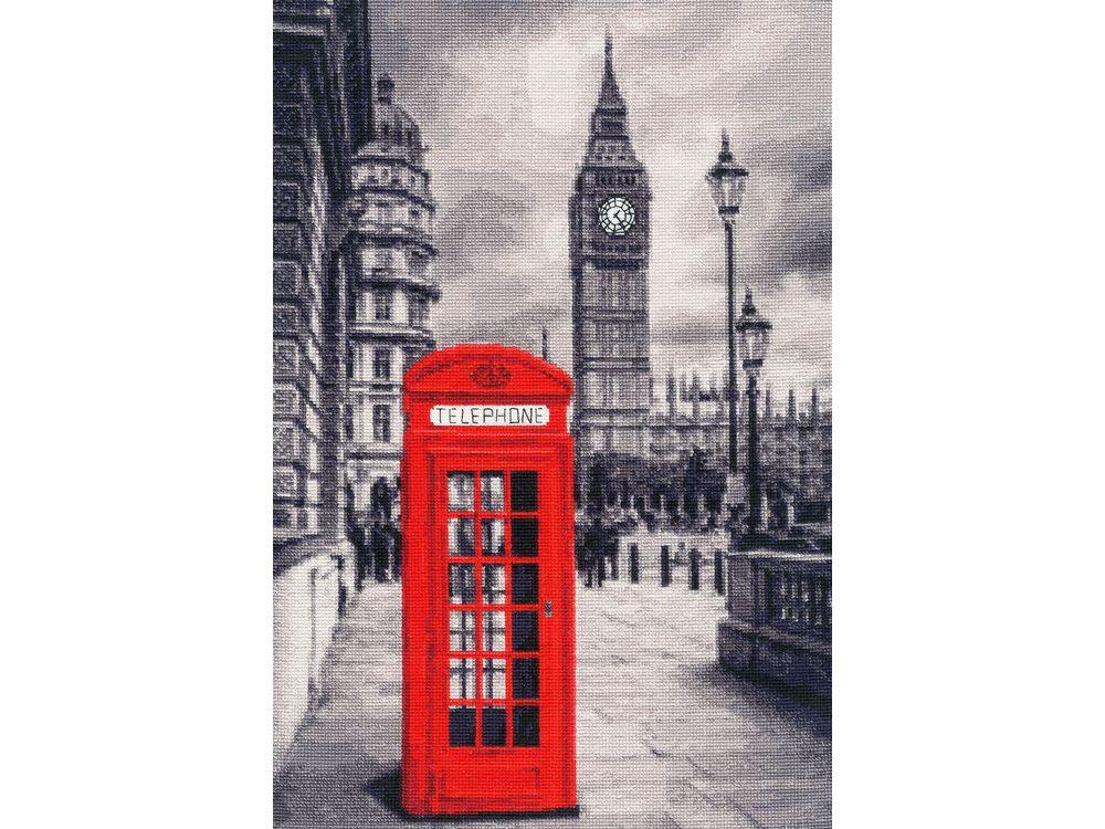 Набор для вышивания «Лондонский мотив»Вышивка крестом Золотое Руно<br><br><br>Артикул: ГМ-030<br>Основа: канва Aida 18<br>Размер: 35,7x24 см<br>Техника вышивки: счетный крест<br>Тип схемы вышивки: Черно-белая схема<br>Цвет канвы: Кремовый<br>Количество цветов: 14<br>Заполнение: Полное<br>Рисунок на канве: не нанесён<br>Техника: Вышивка крестом<br>Нитки: мулине Madeira