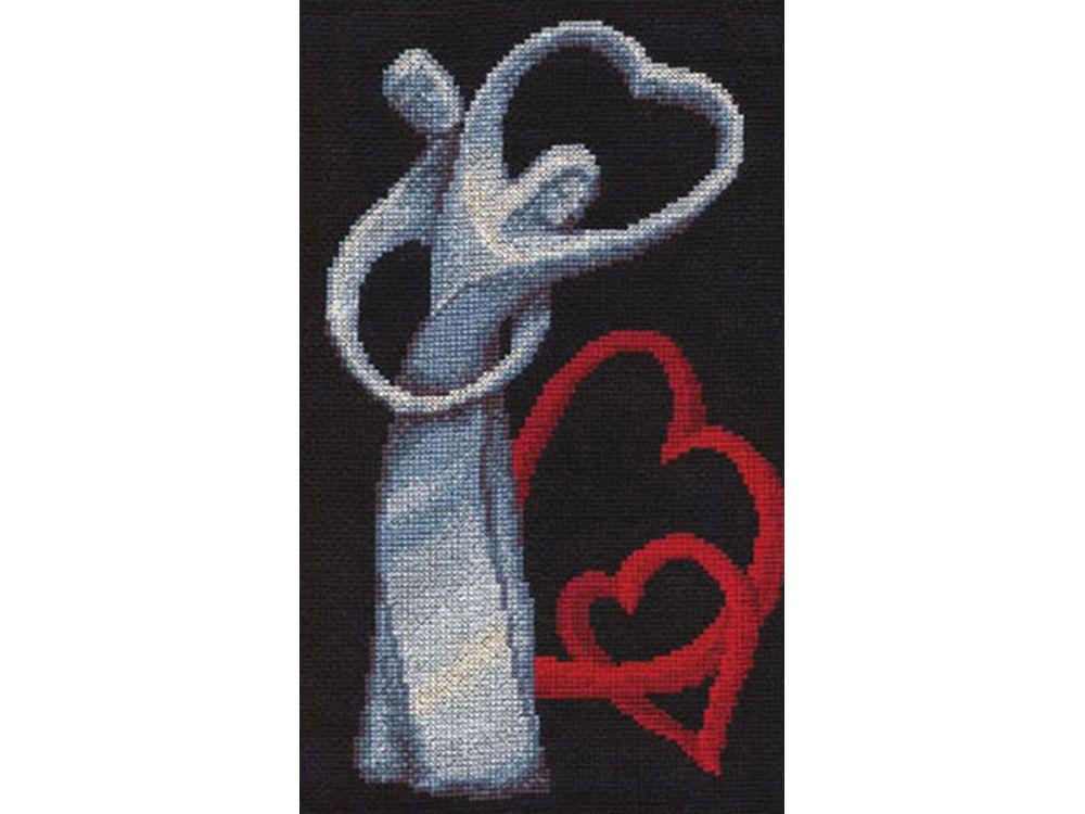 Набор для вышивания «Любовь»Вышивка крестом Золотое Руно<br><br><br>Артикул: ЛЖ-003<br>Основа: канва Aida 14<br>Размер: 31x18 см<br>Техника вышивки: счетный крест<br>Тип схемы вышивки: Черно-белая схема<br>Цвет канвы: Черный<br>Количество цветов: 10<br>Заполнение: Частичное<br>Рисунок на канве: не нанесён<br>Техника: Вышивка крестом<br>Нитки: мулине Madeira