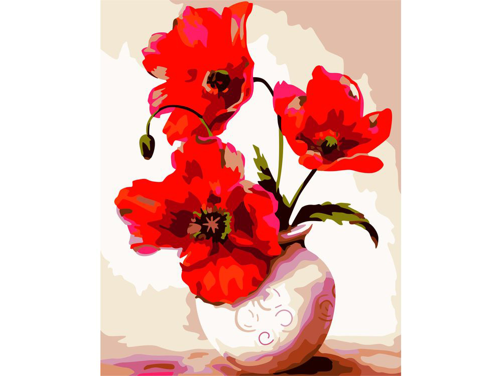 Фото цветов рисованных