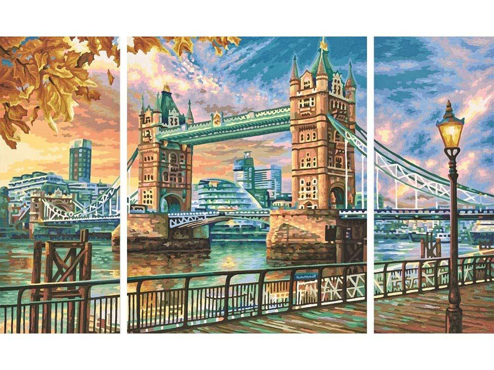 Картина по номерам Schipper (Шиппер) «Тауэрский мост» 9260752