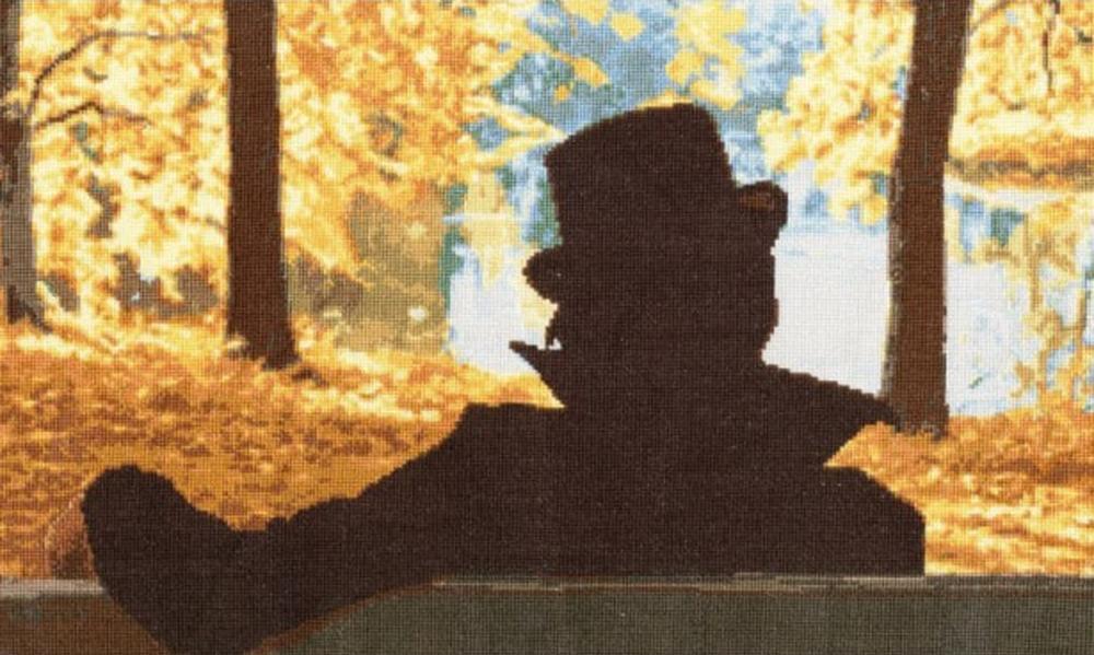 Набор для вышивания «Пушкинская осень»Вышивка крестом Золотое Руно<br><br><br>Артикул: ВМ-022<br>Основа: канва Aida 16<br>Размер: 27,1x43,9 см<br>Техника вышивки: счетный крест<br>Тип схемы вышивки: Черно-белая схема<br>Цвет канвы: Кремовый<br>Количество цветов: 25<br>Заполнение: Полное<br>Рисунок на канве: не нанесён<br>Техника: Вышивка крестом
