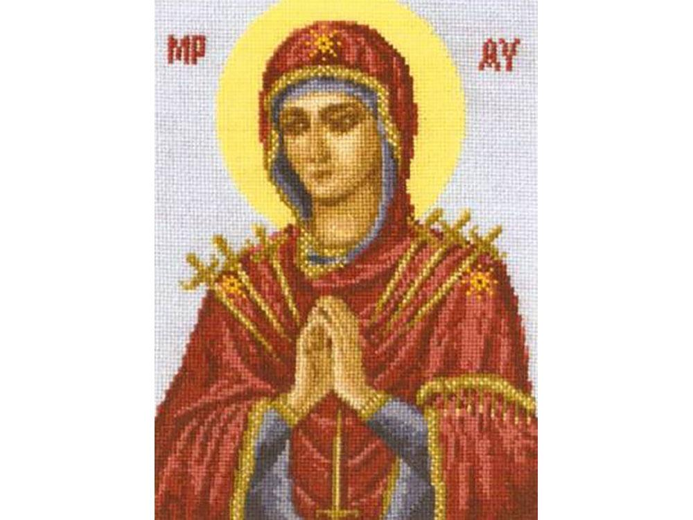 Набор для вышивания «Икона «Божьей Матери Семистрельная»»Вышивка крестом Золотое Руно<br><br>