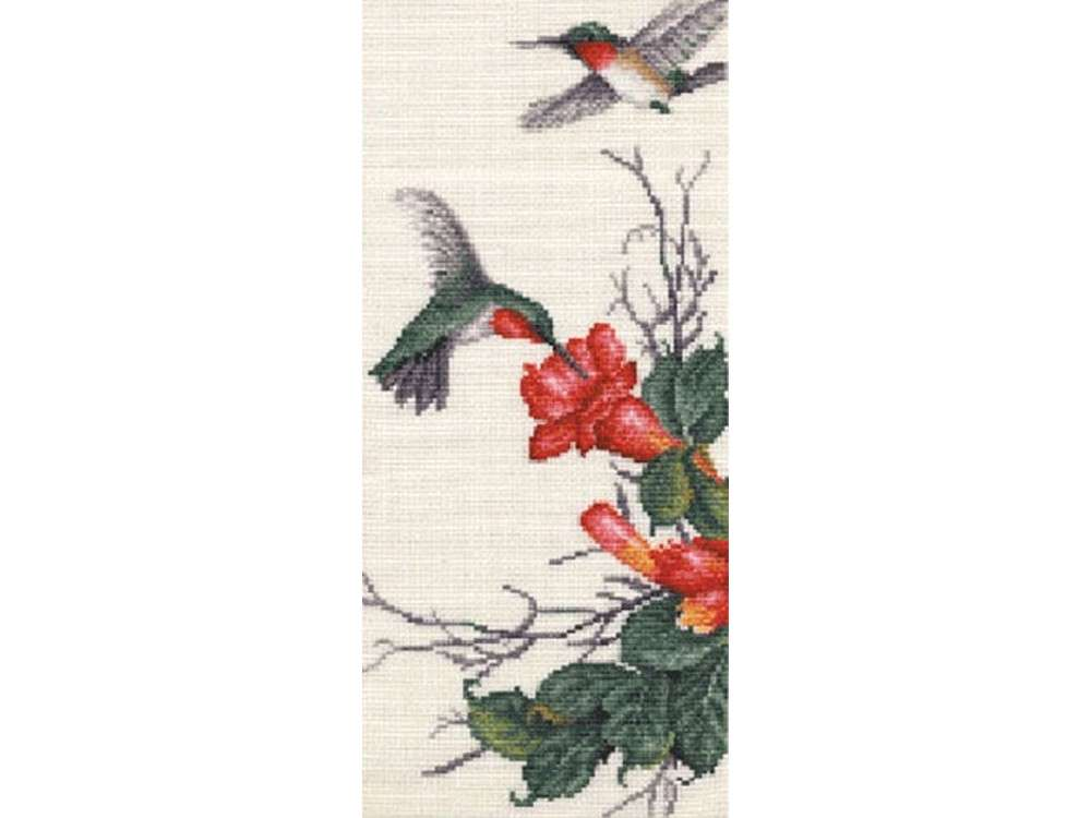 Набор для вышивания «Колибри»Вышивка крестом<br><br>