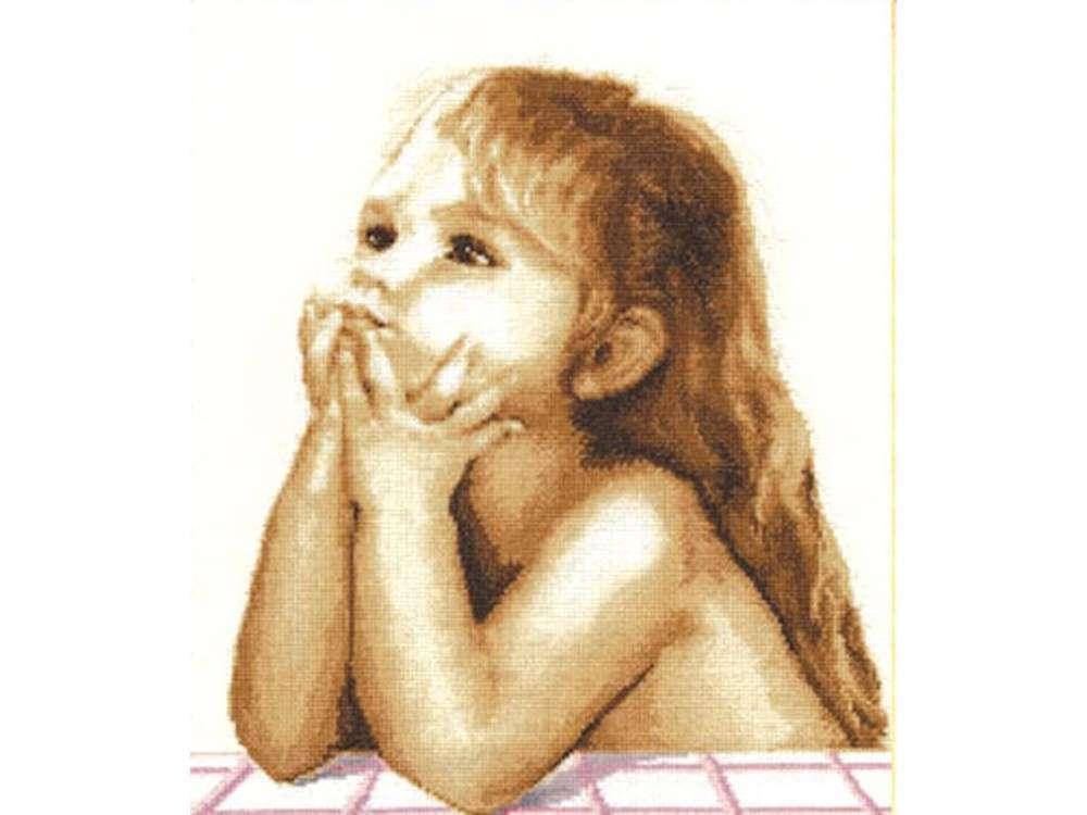 Набор для вышивания «Детские мечты»Вышивка крестом Золотое Руно<br><br><br>Артикул: СВ-003<br>Основа: канва Aida 14<br>Размер: 35,5x34 см<br>Техника вышивки: счетный крест<br>Тип схемы вышивки: Черно-белая схема<br>Цвет канвы: Кремовый<br>Количество цветов: 21<br>Заполнение: Частичное<br>Рисунок на канве: не нанесён<br>Техника: Вышивка крестом
