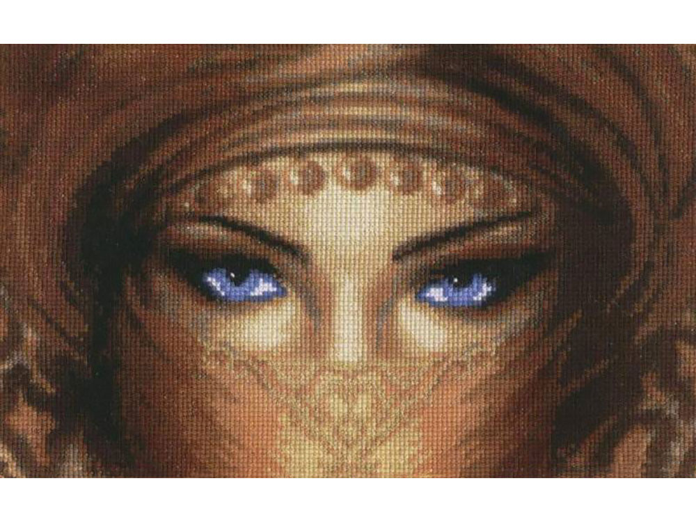 Набор для вышивания «Взгляд»Вышивка крестом Золотое Руно<br><br><br>Артикул: Ф-013<br>Основа: канва Aida 14<br>Размер: 17x27,5 см<br>Техника вышивки: счетный крест<br>Тип схемы вышивки: Черно-белая схема<br>Цвет канвы: Кремовый<br>Количество цветов: 25<br>Заполнение: Полное<br>Рисунок на канве: не нанесён<br>Техника: Вышивка крестом